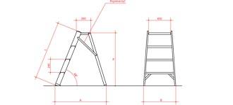 Série 6027 - stolička